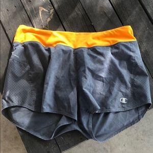 Champion performax athletic shorts